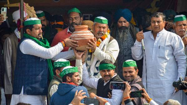 Farmers Protest: આજે 'સદભાવના દિવસ' મનાવશે આંદોલનકારી ખેડૂતો