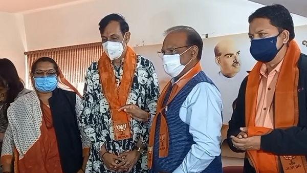 ગુજરાતઃ 'ગે' પ્રિન્સ માનવેન્દ્ર સિંહ ગોહિલ સહિત 50થી વધુ ટ્રાન્સજેન્ડર ભાજપમાં જોડાયા
