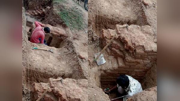 PM મોદીના ગામમાં ખોદકામથી નીકળ્યો 2 હજાર વર્ષ જૂનો કિલ્લો