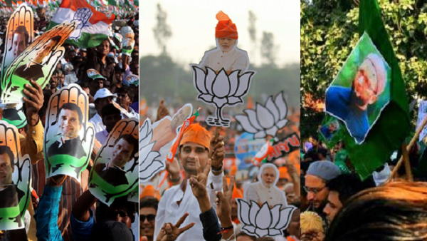 Ahmedabad municipal election result: ભાજપ 119 સીટો પર આગળ, AAP-AIMIM એક પણ નહિ