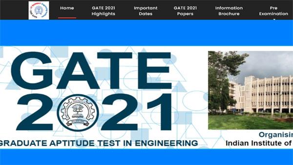 GATE 2021 Exam: પરીક્ષા આપતા પહેલા જરૂર વાંચો આ ગાઈડલાઈન્સ