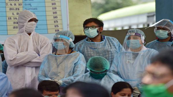 Corona cases in India: છેલ્લા 24 કલાકમાં કોરોનાના 15,510 નવા કેસ અને 106 મોત, જાણો આંકડા
