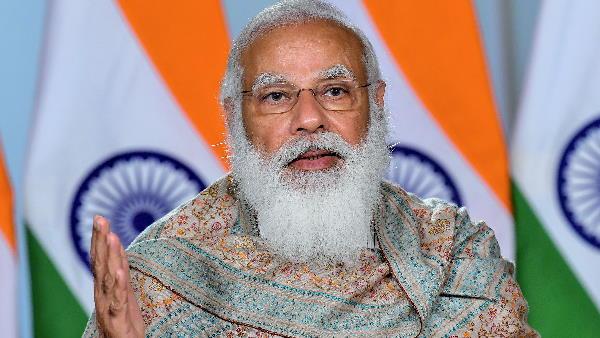 ગુજરાત પંચાયત ચૂંટણીમાં ભાજપની જીત પર બોલ્યા પીએમ મોદી, બોલ્યા - આ વિકાસ અને સુશાસનના મુદ્દા પર મહોર