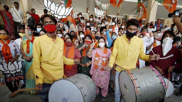 Gujarat Panchayat Election Results 2021 Live: મતગણતરી શરૂ
