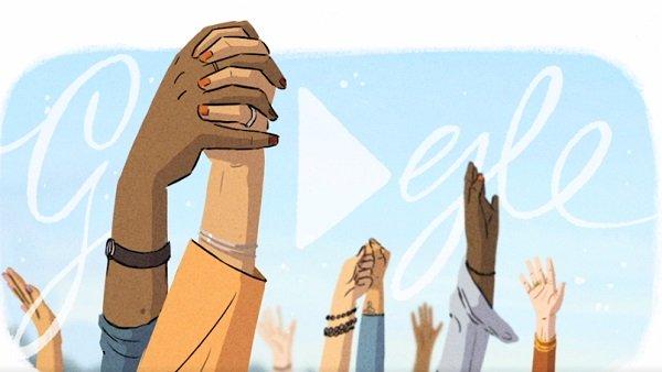 Women's Day: આંતરરાષ્ટ્રીય મહિલા દિવસ પર ગૂગલે બનાવ્યુ ખાસ એનિમેટેડ ડૂડલ, બતાવી નારી શક્તિની ઝલક