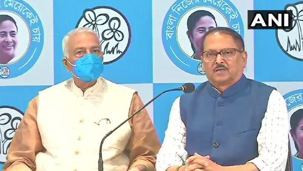 બંગાળઃ પૂર્વ ભાજપ નેતા યશવંત સિન્હા TMCમાં શામેલ
