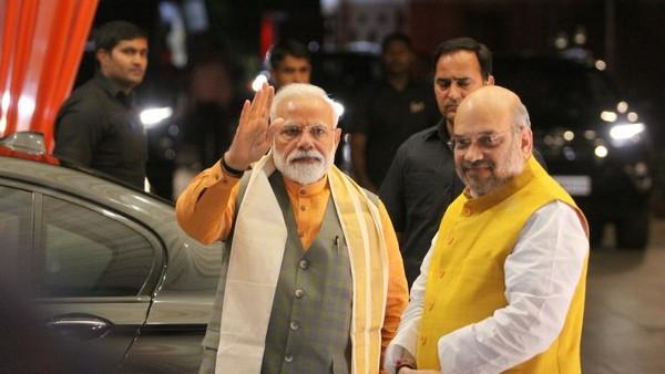 બંગાળ ચૂંટણીઃ PM મોદી અને અમિત શાહે કરી ભારે મતદાનની અપીલ