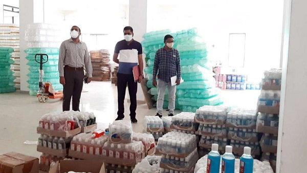 ગુજરાતમાં જપ્ત કરવામાં આવ્યા 50 લાખના નકલી સેનિટાઈઝર, જોવામાં લાગી રહ્યા છે એકદમ અસલી