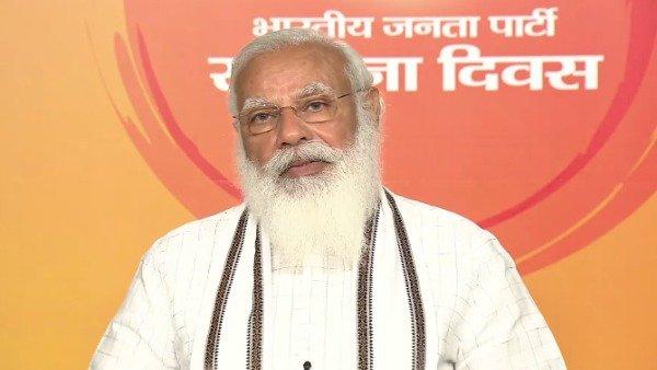 Chaitra Navratri 2021: પીએમ મોદીએ દેશવાસીઓને આપી નવરાત્રિની શુભકામનાઓ
