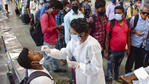 ગુજરાત આવતા લોકોને નેગેટીવ RT-PCR રિપોર્ટ વિના નો એન્ટ્રી