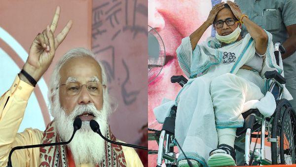 દીદી હારી રહ્યા છે ચૂંટણી, જલ્દી ભરશે બીજી સીટથી નામાંકનઃ PM