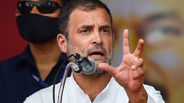ખર્ચા પર પણ PM મોદી કરે ચર્ચાઃ પેટ્રોલના ભાવ પર રાહુલ ગાંધી