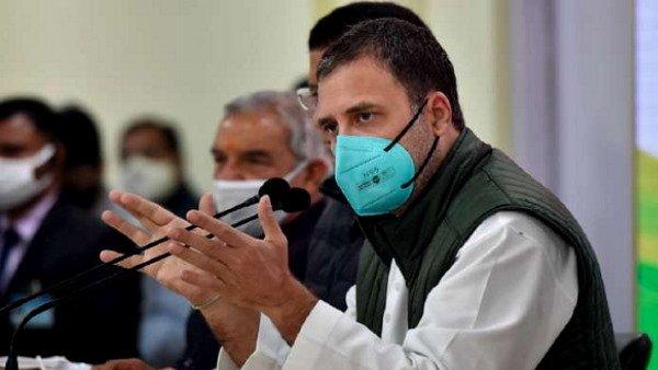 રાહુલ ગાંધીનુ મોદી પર નિશાન, કહ્યુ - સરકારની વેક્સીન રણનીતિ નોટબંધીથી કમ નથી, 3 કારણો છે
