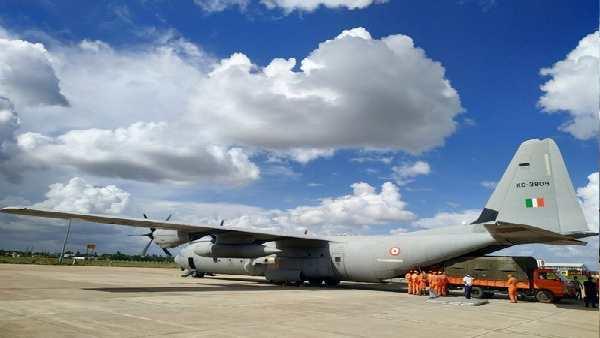 Cyclone Tauktae: IAFએ NDRF જવાનો અને સાધનોને કોલકત્તાથી અમદાવાદ કર્યા તૈનાત