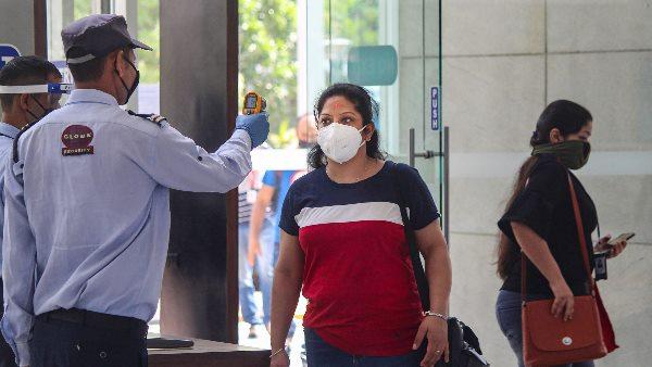 પાછલા 24 કલાકમાં કોરોનાવાયરસના 3.48 લાખ નવા કેસ નોંધાયા