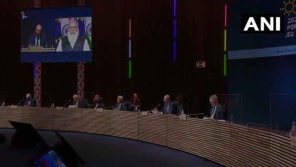 યુરોપિયન યુનિયનની સમિટમાં પીએમ મોદીએ લીધો હિસ્સો, થશે ઘણા સમજોતા