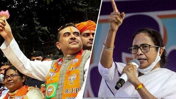 West Bengal Election Result: નંદીગ્રામ સીટ પર મમતા બેનરજીની હાર