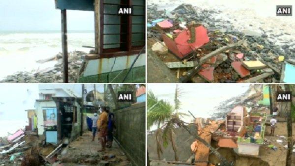 Cyclone Tauktae: ઉગ્ર થયું વાવાઝોડું, કેટલીય જગ્યાએ ઝાડ ઉખડ્યાં, ફ્લાઈટ્સ રદ