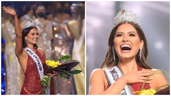 Miss Universe 2020: મેક્સિકોની એંડ્રિયા મેજા બની મિસ યુનિવર્સ, ટૉપ-5માં ભારતે પણ બનાવી જગ્યા