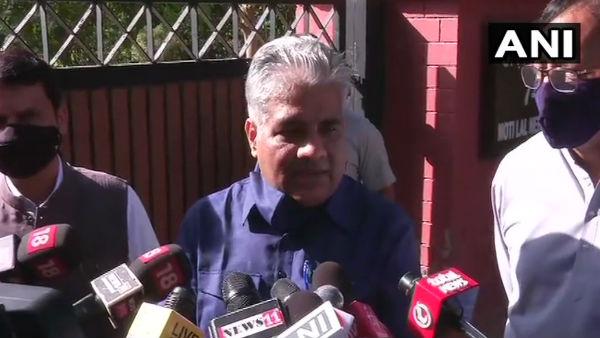 ભાજપના પ્રભારી ભુપેન્દ્ર યાદવ આવ્યા ગુજરાત, કરશે કોર કમિટીની બેઠક, સીએમ રૂપાણી સહીત નેતાઓ હાજર