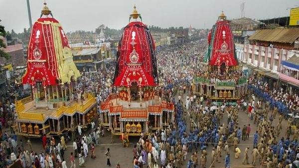 Rathyatra 2021: અમદાવાદમાં જગન્નાથની 144મી જળયાત્રાનો આરંભ, ઉપમુખ્યમંત્રી અને ગૃહમંત્રી ઉપસ્થિત