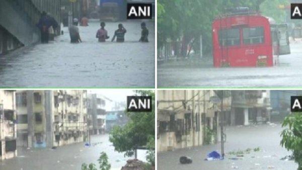 પાટણમાં ભારે વરસાદ, ઘરોમાં ભરાયા પાણી- સોસાયટીઓ બેટમાં ફેરવાઇ