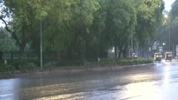 અમરેલી અને ગીર સોમનાથમાં વરસાદે રમઝટ બોલાવી