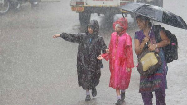 ગુજરાતમાં વરસાદી માહોલ જામ્યો, 7 ઈંચ વરસાદ ખાબકતાં આણંદ થયું પાણી પાણી