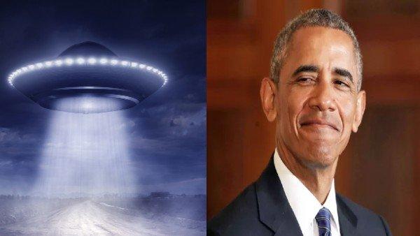 એલિયનની પુષ્ટી થથા જ બનશે નવા ધર્મ, હથિયાર માટે…! ઓબામાંએ 15 દિવસમાં બીજીવાર UFO વિશે કરી વાત