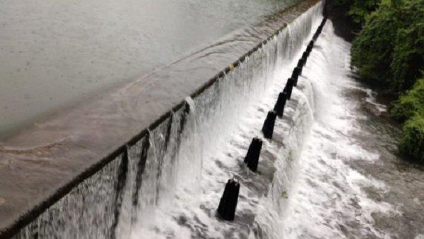 વડોદરા : ચાણોદ અને કરનાળીમાં આવેલા ત્રિવેણી સંગમમાં નવા નીરના વધામણા
