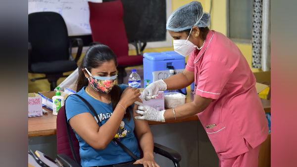 રાજ્યની અડધી વસ્તીએ લીધો રસીનો પ્રથમ ડોઝ, 15 ટકા વસ્તી સંપૂર્ણ વેક્સિનેટેડ