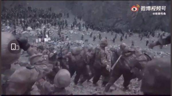 ચીને જાહેર કર્યો ગલવાન ઘાટીનો ખતરનાક વીડિયો, જુઓ કેવી રીતે લડી રહ્યા છે બંને દેશના જવાન