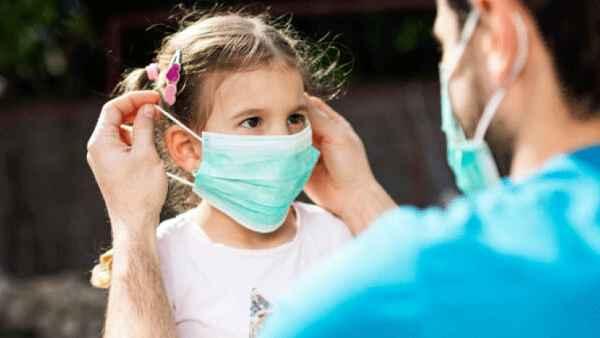 કોરોના વાયરસથી બાળકોને કેટલી હદે છે જોખમ? નવા રિસર્ચમાં થયો ખુલાસો