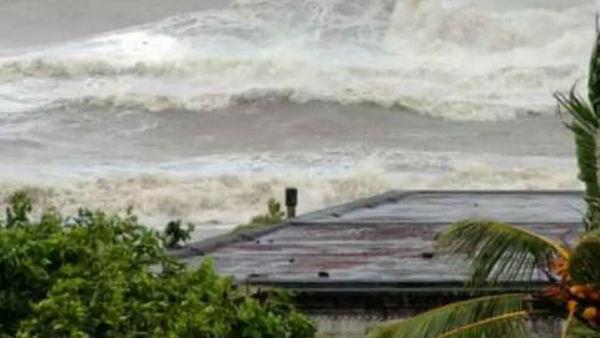 Cyclone Gulab : ચક્રવાત ગુલાબ આજે રાત્રે ઓડિશા-આંધ્ર કિનારે ત્રાટકશે, ઘણા રાજ્યોમાં ભારે વરસાદની આગાહી