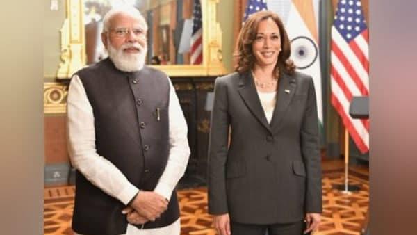 અમેરિકી ઉપરાષ્ટ્રપતિ કમલા હેરિસે PM મોદી સાથે કરી આતંકવાદમાં પાકિસ્તાનની ભૂમિકા પર ચર્ચા