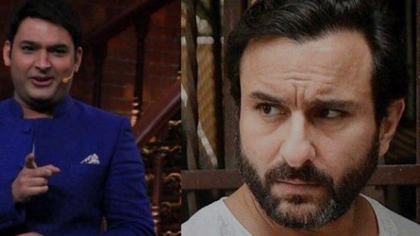 The Kapil Sharma Show: કપિલે પુછ્યુ લોકડાઉનમાં શું કર્યું? સૈફ અલી ખાને આપ્યો ફની જવાબ
