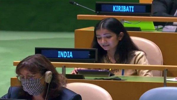 UNમાં ઈમરાન ખાનના ભાષણ પર ભારતનો જવાબ, 'POKને ત્વરિત ખાલી કરે પાકિસ્તાન'