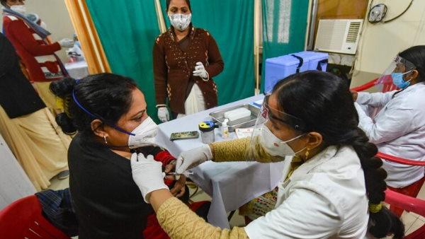 ભારતે રચ્યો ઇતિહાસ : દેશમાં કોરોના રસીકરણનો આંકડો માત્ર 9 મહિનામાં જ 100 કરોડને પાર