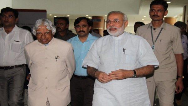 એપીજે અબ્દુલ કલામ જયંતિઃ PM મોદીએ મિસાઈલ મેનને કર્યા યાદ, કહ્યુ - હંમેશા પ્રેરણાસ્ત્રોત બની રહેશે