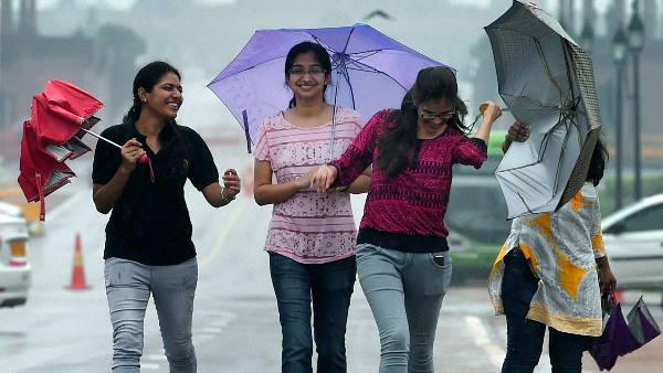 દિલ્લીમાં આજે ફરીથી થઈ શકે છે વરસાદ, IMDએ જણાવી બે દિવસના હવામાનની સ્થિતિ