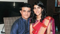 Sourav Ganguly On Wednesday Termed His Daughter Sana S Alleged Insta Post Of Caa As Not True