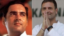 I Am Proud To Be The Son Of A Patriot Like Rajiv Gandhi Rahul Gandhi
