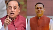 No Place In Party For People Like Amil Malaviya Says Subramaniam Swamy