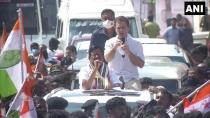 Rahul Gandhi S Road Show In Kanyakumari Said Pm Modi Does Not Respect Tamil People