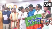West Bengal Mamtaji S 5 Mlas Quit Tmc Bjp Joined
