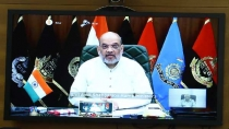 Home Minister Amit Shah Virtually Inaugurates 6 Newly Constructed Police Stations At A Cost Of Rs 5