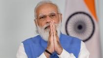 Prime Minister Narendra Modi Celebrating His 71st Birthday Today