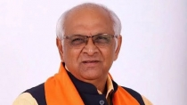 Chief Minister Bhupendra Patel Today Meet President Kovind And Pm Modi In Delhi