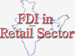 Govt Clears Per Cent Fdi Retail Trade