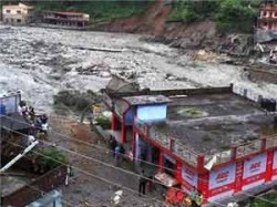 Killed In Sikkim Flash Floods Landslides